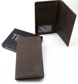 dompet kartu kulit asli