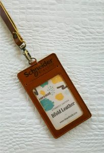 casing id card kulit